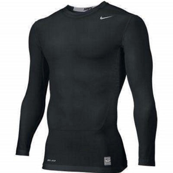 Nike Pro Men's Long Sleeve Compression Top